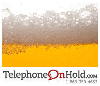 Brewery Message On Hold by Telephone On Hold
