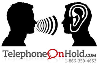 National Be Heard Day with Telephone On Hold