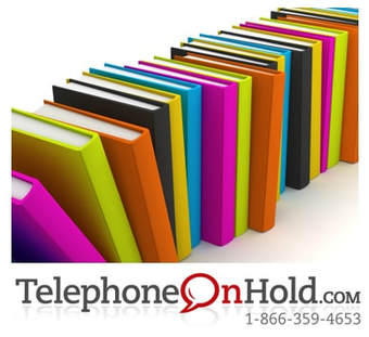 National Read Across America Day with Telephone On Hold
