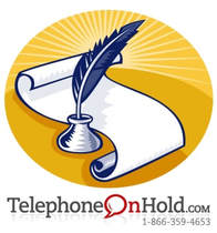 The Telephone On-Hold Script Process