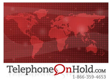 International Music On Hold by Telephone On Hold