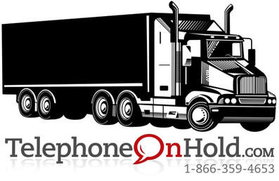 Transportation Music On Hold Sales and Service Profit System from Telephone On Hold