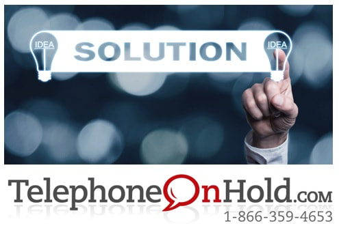 On Hold Solutions from TelephoneOnHold.com (Part of the OnHold.com Family)