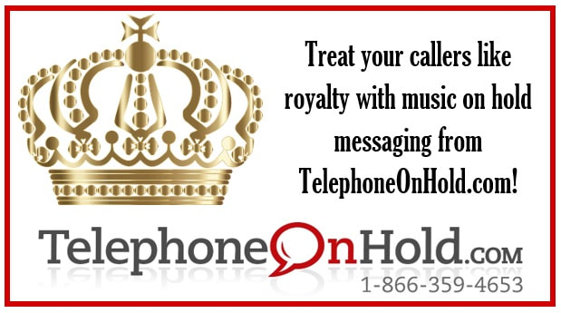 Telephone On Hold Music On Hold Royalty