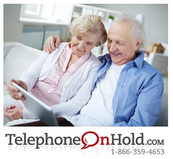 TelephoneOnHold.com Senior Living, Assisted Living Music On Hold Marketing Solution