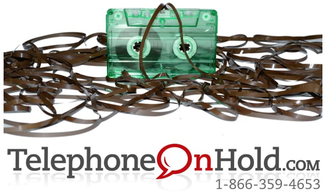 Music On Hold Upgrade with Telephone On Hold